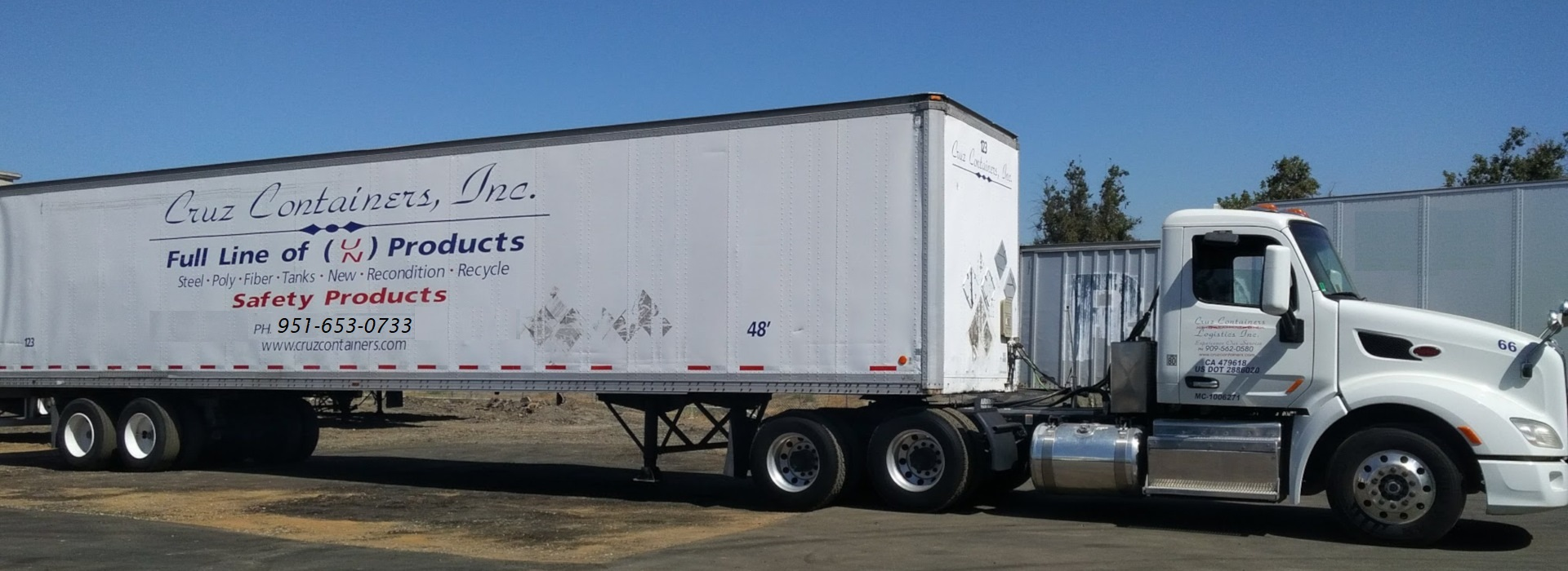 Cruz Containers Logistics